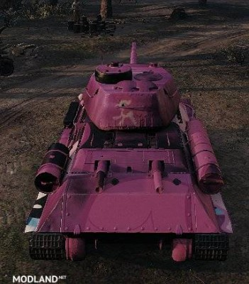 "T-34-85M ""My Little Pony"" 1.0.0.3++ [1.0.0.3], 2 photo"